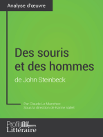 Des souris et des hommes de John Steinbeck (Analyse approfondie)