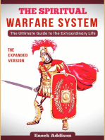 The Spiritual Warfare System (The Expanded Version)