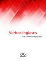 Verbos ingleses (100 verbos conjugados)