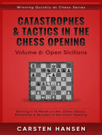 Catastrophes & Tactics in the Chess Opening - Vol 6