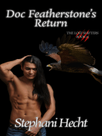 Doc Featherstone's Return (Lost Shifters Book #25)