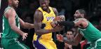 Kuzma Leads Lakers To 108-107 Win Over Celtics