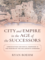City and Empire in the Age of the Successors