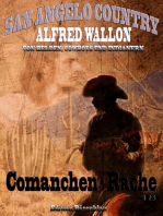 Comanchen-Rache (San Angelo Country 18)