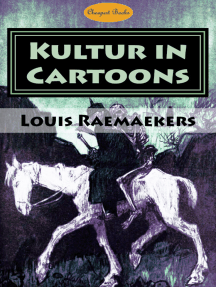"Kultur in Cartoons: ""With Accompanying Notes by Well-Known English Writers"""