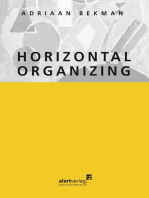 Horizontal organizing