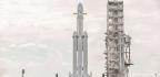 Watch SpaceX's Massive Falcon Heavy Rocket Pass an Explosive Milestone