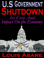 U.S Government Shutdown Its Cost And Impact On The Economy