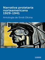 Narrativa proletaria norteamericana 1929-1941
