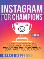 Instagram For Champions