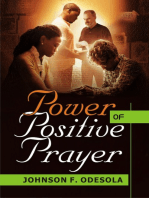 Power of Positive Prayer