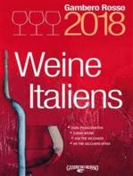 Weine Italien 2018