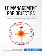 Le management par objectifs