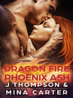 Dragon Fire and Phoenix Ash