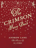 The Crimson Fairy Book - Illustrated by H. J. Ford
