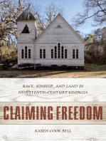 Claiming Freedom