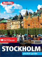 Berlitz Pocket Guide Stockholm (Travel Guide eBook)