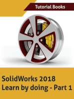 Solidworks 2018 Learn by doing - Part 1