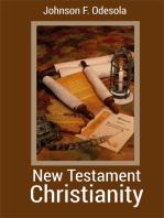 New Testament Christianity
