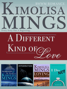 A Different Kind of Love (BWWM Romance)