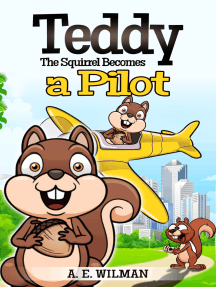 Teddy the Squirrel Becomes a Pilot
