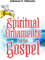 Spiritual Ornaments of the Gospel