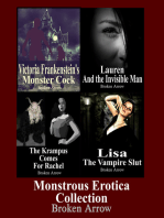Monstrous Erotica Collection