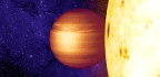 Backward Wind on 'Hot Jupiter' Confuses Astronomers