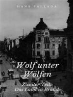 Wolf unter Wölfen - Zweiter Teil. Das Land in Brand