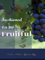 Fashioned to Be Fruitful
