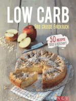 Low Carb - Das große Backbuch