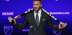 Major League Soccer Returns To Miami, Thanks To David Beckham