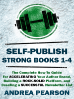 Self-Publish Strong Books 1-4