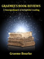 Graeme's Book Reviews