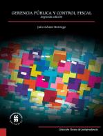 Gerencia pública y control fiscal: Segunda edición
