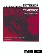 La política exterior de México
