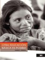 Otra educación básica es posible