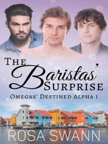 The Baristas' Surprise: Omegas' Destined Alpha, #1
