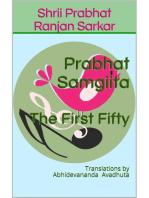 Prabhat Samgiita – The First Fifty