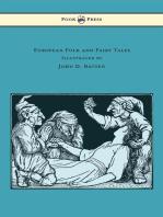 European Folk and Fairy Tales - Illustrated by John D. Batten