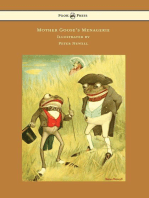 Mother Goose's Menagerie - Illustrated by Peter Newell