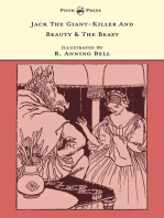 Jack The Giant-Killer And Beauty & The Beast - Illustrated by R. Anning Bell (The Banbury Cross Series)