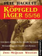 Der Kopfgeldjäger Folge 55/56 (Zwei McQuade Western)