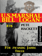 U.S. Marshal Bill Logan Band 78