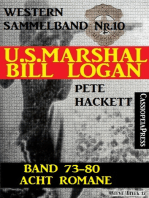 U.S. Marshal Bill Logan, Band 73-80