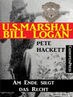 U.S. Marshal Bill Logan, Band 26