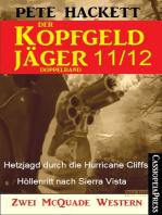 Der Kopfgeldjäger Folge 11/12 (Zwei McQuade Western)