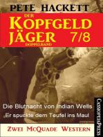 Der Kopfgeldjäger Folge 7/8 (Zwei McQuade Western)