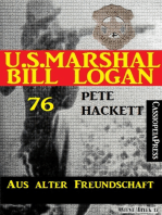 U.S. Marshal Bill Logan Band 76