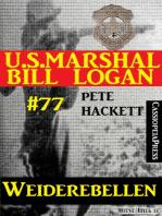 U.S. Marshal Bill Logan Band 77